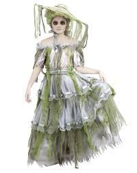 girls halloween costumes at spirit zombie southern belle girls costume u2013 spirit halloween evil pins