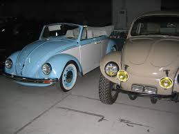 blue volkswagen convertible thesamba com gallery baby blue convertible and baja bug