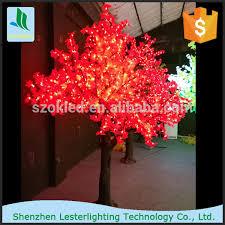 led cherry blossom christmas tree lights led cherry blossom