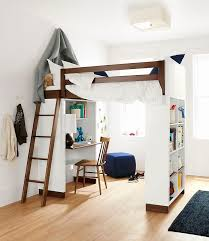 girls loft bed with a desk and vanity girls loft bed with desk functional teen room furniture ideas cheap
