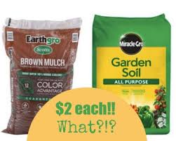 home depot black friday march home depot spring black friday sale mulch or miraclegro just 2