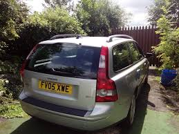 volvo v50 2005 estate diesel manual in alfreton derbyshire
