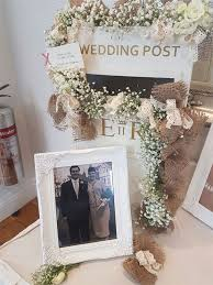 wedding card box sayings wedding post box ideas 21 ways to collect your cards in style