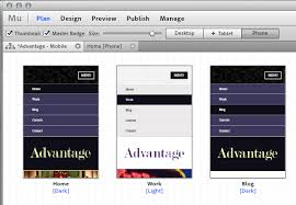 adobe muse mobile templates and themes by musethemes