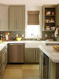 Kitchen Cabinet Colors Magnificent Best Color For Kitchen Cabinets Hgtv U0027s Best Pictures