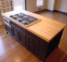 island kitchen counter best 25 butcher block island top ideas on wood