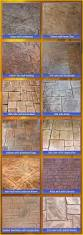 staining patio pavers best 25 concrete patio stain ideas on pinterest acid stained