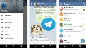 telegram for android telegram for android the official version showbox for