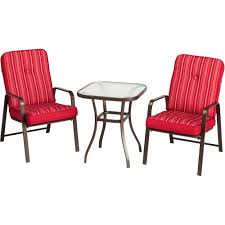 Mainstays Crossman 7 Piece Patio Dining Set Green Seats 6 - mainstays lawson ridge 3 piece outdoor bistro set seats 2