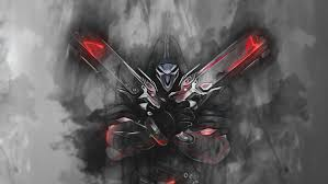 wallpaper overwatch reaper overwatch wallpaper by raycorethecrawler on deviantart