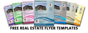 real estate flyers templates free award winning flyer yourweek page 48