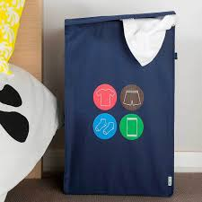 laundry hamper canvas mor stor charlie canvas laundry hamper boys urbanbaby