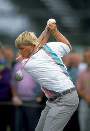 Seeking Jon Daly Daly Teeing With Cigarette Priceless Sports