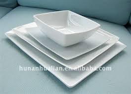 plain white porcelain square dinner plate buy wooden dinneplain