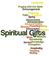 what are your spiritual gifts