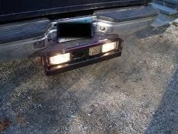 Backup Lights Reverse Lights U002700 F250