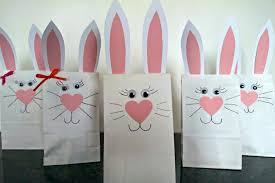 spring bunny craft evolving motherhood