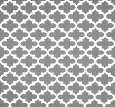 Geometric Drapery Fabric Modern Navy Blue Fabric By The Yard Contemporary Geometric Cotton