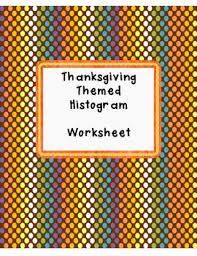 histogram worksheet 6 sp b 4 by alicia lykins teachers pay teachers