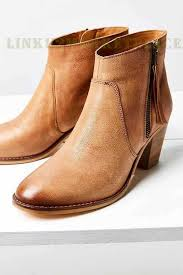 womens leather boots nz nz 93 8 brown leather boot various sizes