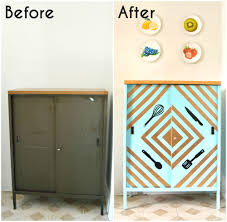 Extra Kitchen Storage Furniture Kitchen Storage Cabinet Makeover Favecrafts Com