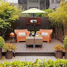 outdoor space ideas beauteous small outdoor spaces design ideas and decorating plans