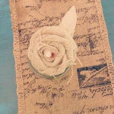 decorating diy burlap table runner for table decoration ideas