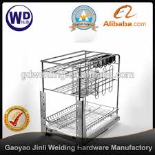 Pull Out Wire Baskets Kitchen Cupboards by Pull Out Baskets For Kitchen Cupboards Wt Yg0935 350 Cabinet Buy