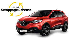 renault dacia 2015 renault scrappage scheme latest offers renault uk