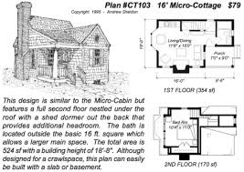 micro cabin house plans home act