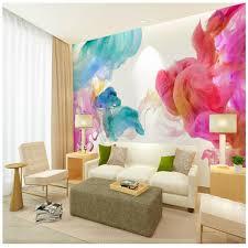 chambre 3d en ligne mur papier peint 3d mur fond photographie couleur ligne crochet