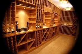 building a wine cellar amazing deluxe home design