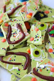 hoboken halloween party halloween bark recipe popsugar food chocolate halloween bark the