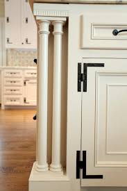 Kitchen Cabinets With Hinges Exposed Exposed Cabinet Hinges N