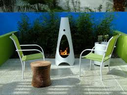 Lit Coffee Table Lit Your Outdoor Space Nuance With Chiminea Fire Pit For Stylish