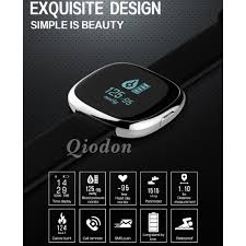 android smspush blood pressure bluetooth connectivity smart clock waterproof