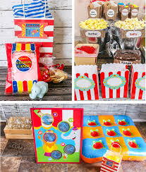 1st birthday party ideas for circus 1st birthday party ideas party ideas from birthday in a box