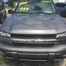 chevrolet trailblazer 2008 1041 2008 chevrolet trailblazer st mary auto used cars for