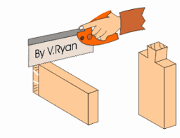 Wood Joints Worksheet by Marking Out And Cutting A Dovetail Joint