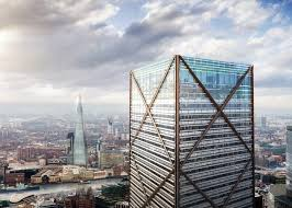 Dbox Rendering London U0027s Newest Skyscraper 1 Undershaft Gets Approval