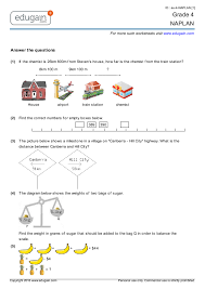 printable worksheets in math for grade 4 year 4 naplan printable worksheets online practice online tests