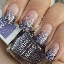 60 glitter nail art designs silver glitter nails gradient nails