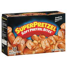 pretzel delivery superpretzel soft pretzel bites 12oz sheri s store to door