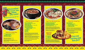 cara membuat brosur makanan contoh brosur makanan dan hotel paling kreatif