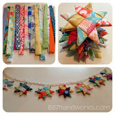 just a quick post today you can turn fabric scraps into little