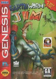 Earthworm Jim Box Front GameFAQs