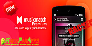 musicxmatch apk musixmatch lyrics premium apk unlocked for android