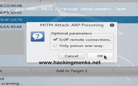 ettercap kali linux tutorial pdf hacking monks dns spoofing tutorial mitm attack