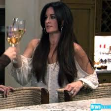 kyle richards hair extensions christian dior lace peep toe bootie kyle richards hair style