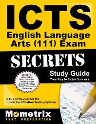 icts english language arts 111 exam secrets study guide icts